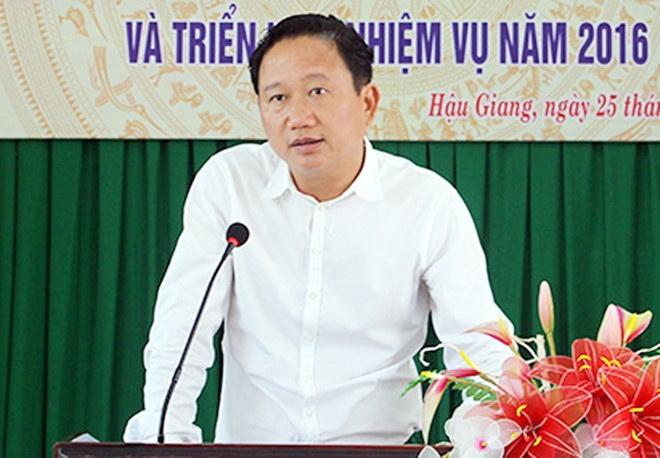 Ông Trịnh Xuân Thanh gặp nạn vì chiếc xe Lexus biển số xanh - Ảnh 2.