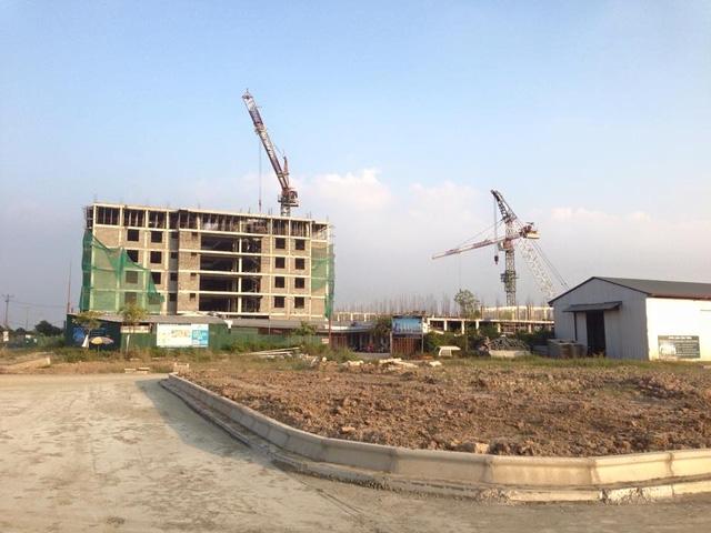 Ông Trịnh Xuân Thanh cũng được cho là có dính líu đến những tiêu cực ở dự án Khu đô thị Thanh Hà trước đây