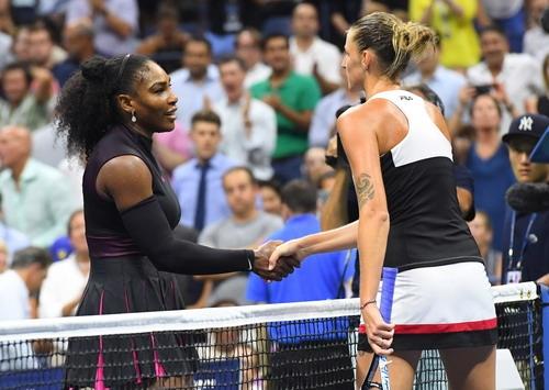 Serena mất ngôi số 1 thế giới vào tay Kerber