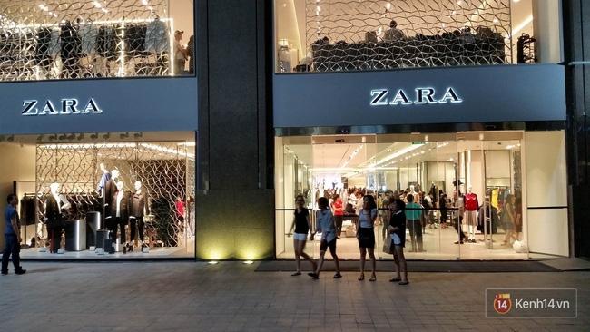 Zara Việt Nam bán được 5.5 tỷ đồng, phá đảo kỷ lục doanh thu trong ngày khai trương? - Ảnh 1.