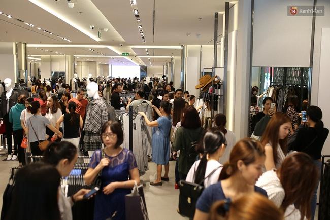Zara Việt Nam bán được 5.5 tỷ đồng, phá đảo kỷ lục doanh thu trong ngày khai trương? - Ảnh 4.