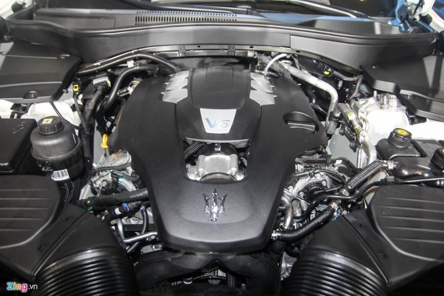 Chi tiet Maserati Levante dau tien tai Viet Nam hinh anh 5