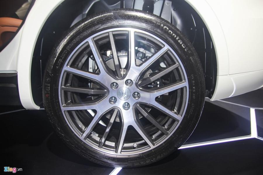 Chi tiet Maserati Levante dau tien tai Viet Nam hinh anh 10