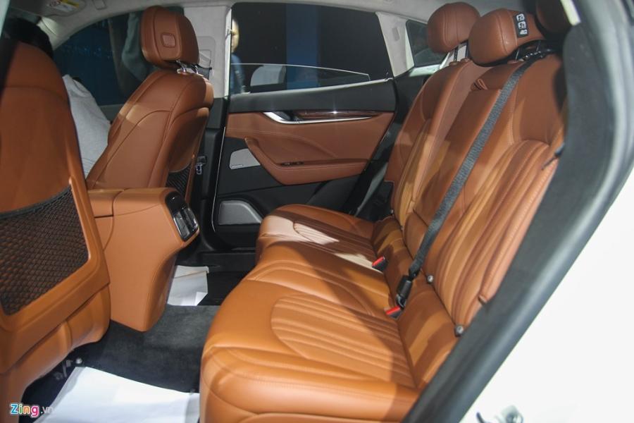 Chi tiet Maserati Levante dau tien tai Viet Nam hinh anh 14