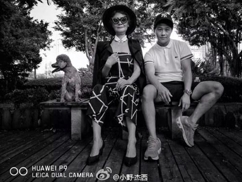 Cụ bà 73 tuổi gây 'bão' mạng với thời trang sành điệu - ảnh 9