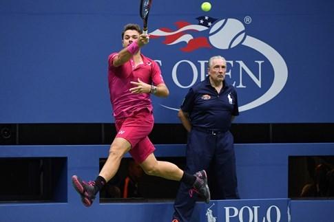Djokovic đối đầu Wawrinka ở chung kết giải Mỹ mở rộng 2016 - ảnh 3