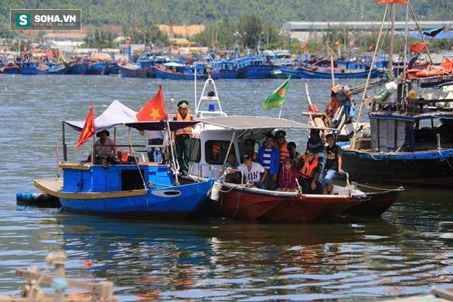 Thợ lặn tử vong khi đang lặn bắt lộc trời sông Hàn - Ảnh 1.