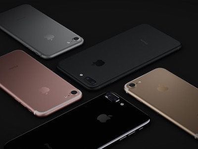 iPhone 7 chống nước nhưng Apple không bảo hành máy dính nước