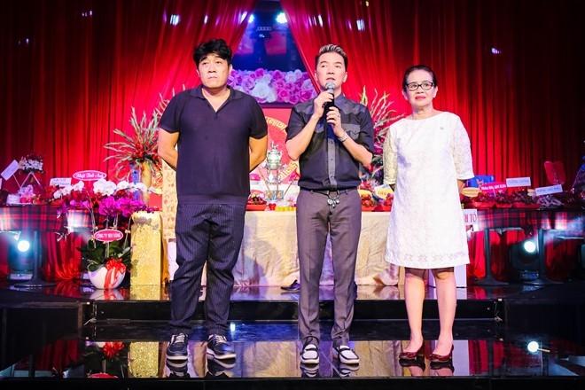 Dam Vinh Hung lan dau chu tri le gio To o san khau hinh anh 3