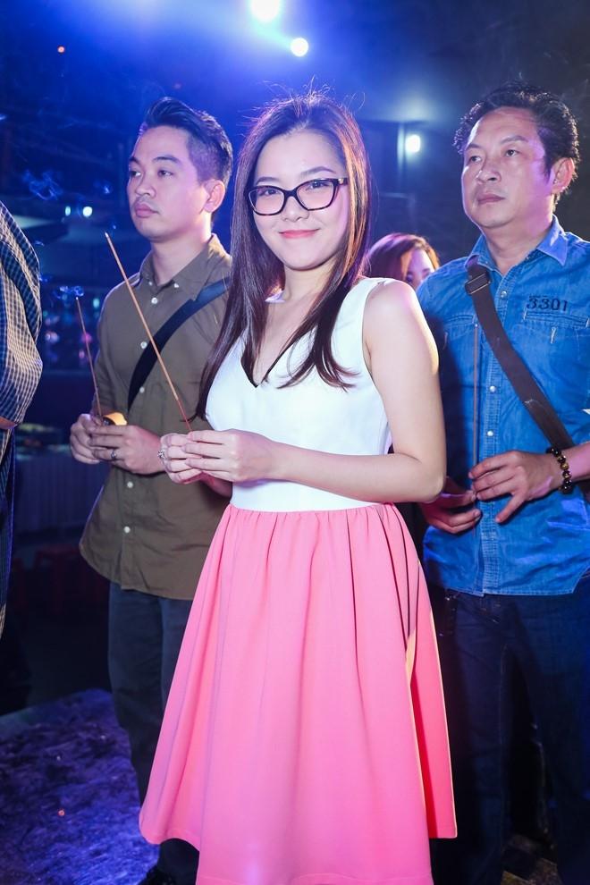 Dam Vinh Hung lan dau chu tri le gio To o san khau hinh anh 8