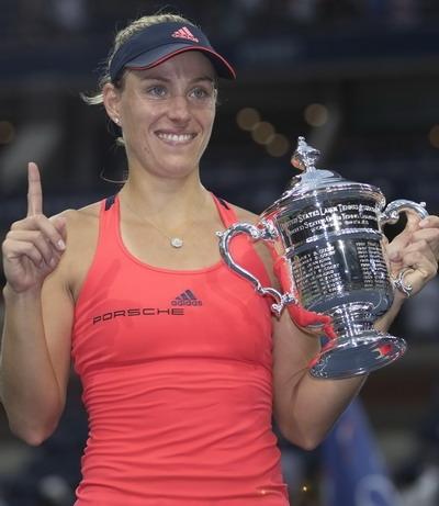 Danh hiệu Grand Slam thứ nhì của Angelique Kerber
