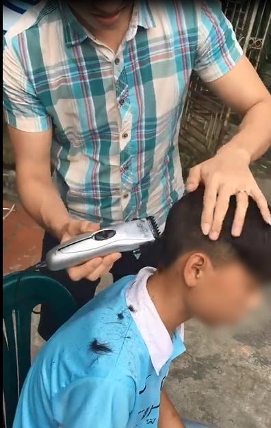 Clip: Hài hước nam thanh niên đi ăn trộm không bị đánh mà còn được... cắt tóc miễn phí - Ảnh 4.