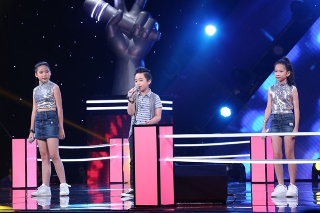 Hot boy nhi The Voice Kids bung no voi 'That bat ngo' hinh anh 7