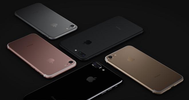 iPhone 7 chong nuoc nhung Apple khong bao hanh may dinh nuoc hinh anh 1
