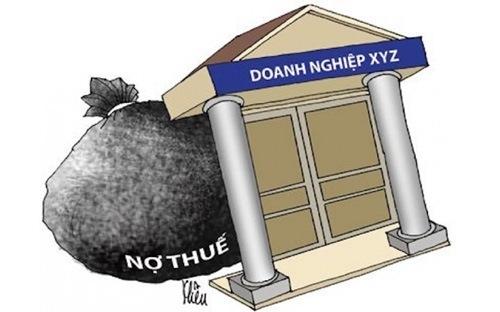 Hà Nội nêu danh 185 doanh nghiệp nợ thuế, phí, tiền thuê đất