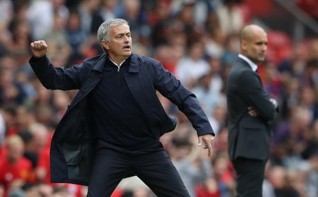 HLV Mourinho không còn giữ được thành tích tốt trên sân nhà
