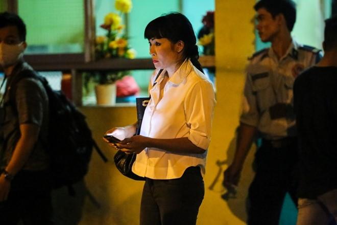 Phuong Thanh to chuc le cau an cho Minh Thuan hinh anh 1