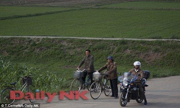 Triều Tiên, giàu nghèo, hình ảnh, khoảng cách, phân rẽ, kinh tế, kim jong-un