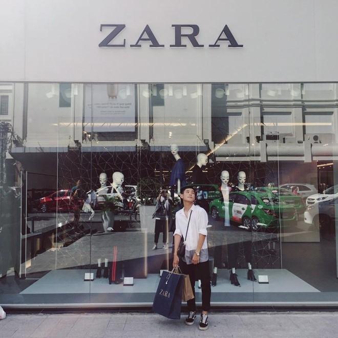 Vi sao nguoi Viet phai xep hang mua Zara? hinh anh 4