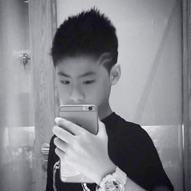 3 anh em người Thái khiến bạn thốt lên: Đã đẹp là phải đẹp cả nhà, đẹp từ bé! - Ảnh 16.