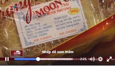 Bánh trung thu làm giả nhãn mác, vỏ hộp như hàng công ty lừa người tiêu dùng