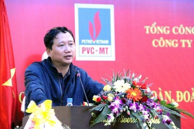Hậu Giang hiện vẫn chưa biết Ông Trịnh Xuân Thanh ở đâu.