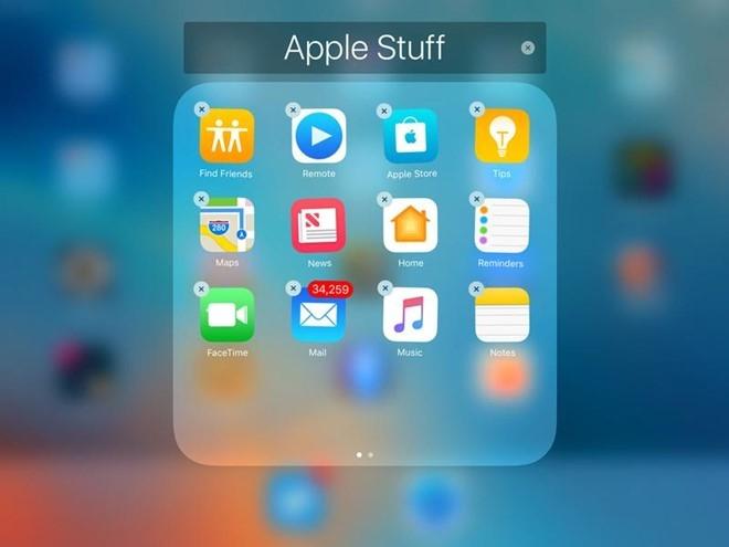 10 thay doi lon nhat tren iOS 10 hinh anh 2