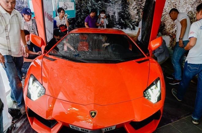 3 sieu xe Lamborghini hang doc cua Minh nhua hinh anh 3