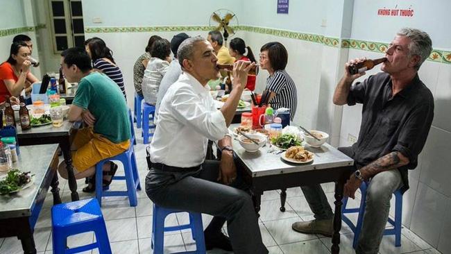 Bữa tối bún chả của Obama tại Việt Nam: Kịch bản giữ kín suốt năm trời của Nhà Trắng - Ảnh 2.