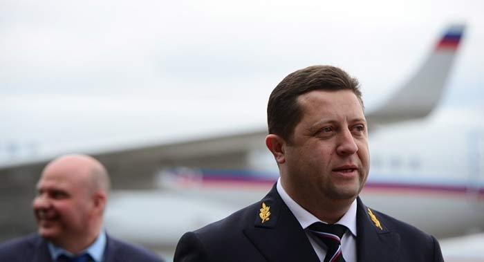 đội bay đặc biệt, Nga, Putin, Yaroslav Odintsev