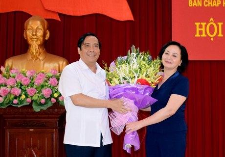 Chủ tịch Yên Bái, Phạm Thị Thanh Trà, Bí thư Tỉnh ủy, bí thư yên bái, yên bái