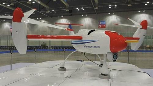 Hàn Quốc phát triển máy bay trinh sát không người lái - Ảnh 2.