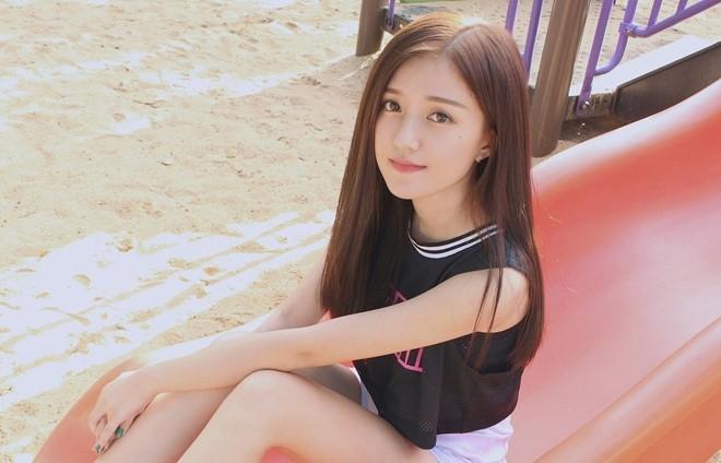 Hot girl Sai thanh bi nham la dien vien Han Quoc hinh anh 4