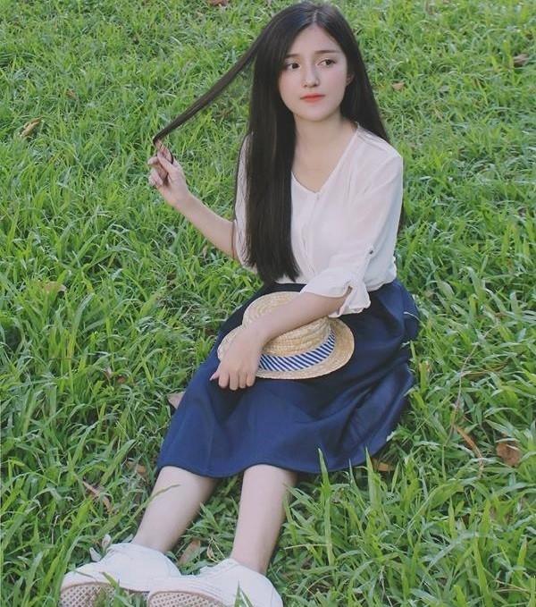 Hot girl Sai thanh bi nham la dien vien Han Quoc hinh anh 7