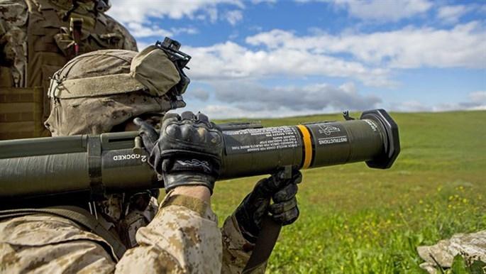 Lính Mỹ học dùng súng chống tăng: Nấp kỹ, cố bắn vào sườn xe - ảnh 3