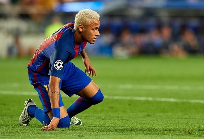 PSG moi goi Neymar bang hop dong kho tin hinh anh 1