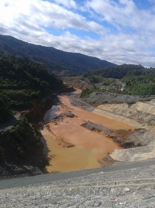 Sốc với hiện trường vụ vỡ đường ống thủy điện Sông Bung 2 - ảnh 1