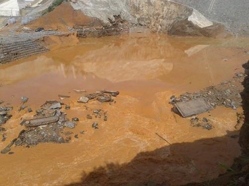 Sốc với hiện trường vụ vỡ đường ống thủy điện Sông Bung 2 - ảnh 2