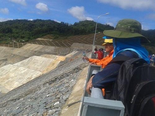 Sốc với hiện trường vụ vỡ đường ống thủy điện Sông Bung 2 - ảnh 6
