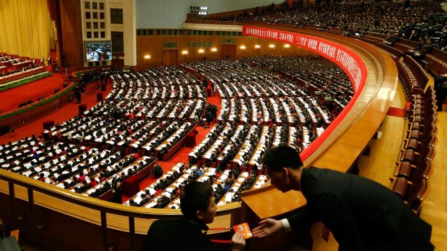 Vụ bãi nhiệm 45 đại biểu quốc hội vì gian lận bầu cử là chưa từng có tiền lệ. Ảnh: Nation States
