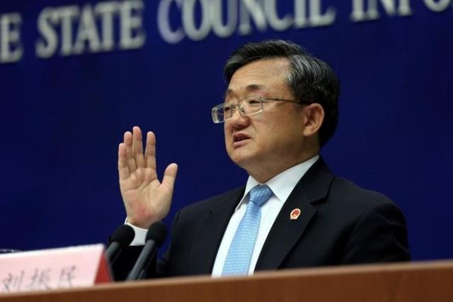 Thứ trưởng Ngoại giao Trung Quốc Lưu Chấn Dân (Ảnh: Reuters)