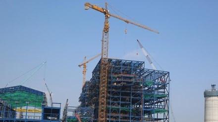 Ban quản lý dự án Nhà máy Nhiệt điện Thái Bình 2 tạm ứng vượt khối lượng hơn 79 triệu đồng cho nhà thầu. Ảnh: CTV