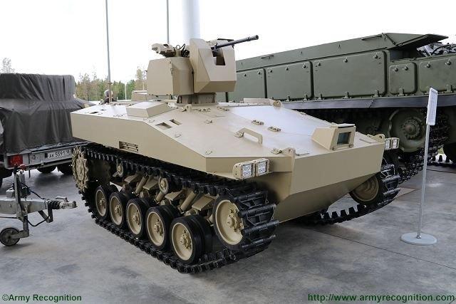 10 vũ khí mới toanh của Nga vừa được giới thiệu tại Army-2016 - Ảnh 3.
