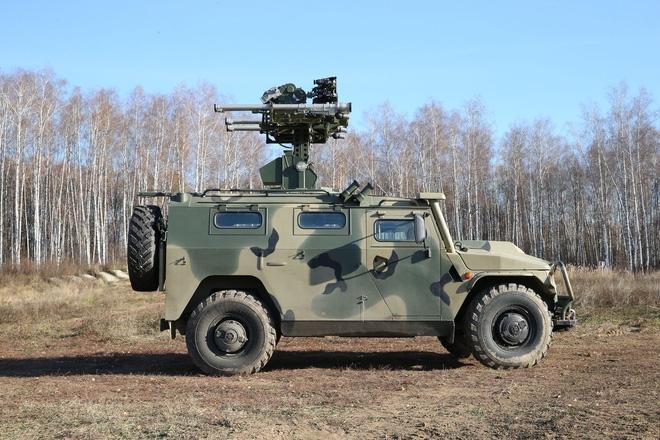 10 vũ khí mới toanh của Nga vừa được giới thiệu tại Army-2016 - Ảnh 5.