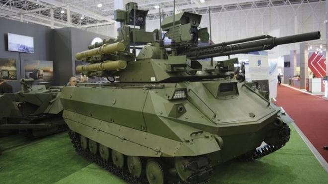 10 vũ khí mới toanh của Nga vừa được giới thiệu tại Army-2016 - Ảnh 6.