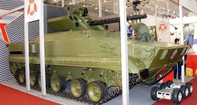 10 vũ khí mới toanh của Nga vừa được giới thiệu tại Army-2016 - Ảnh 7.