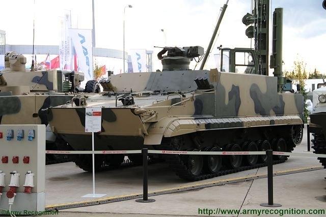 10 vũ khí mới toanh của Nga vừa được giới thiệu tại Army-2016 - Ảnh 9.