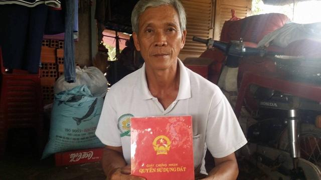 Ông Đặng Duy Hưng có tới gần 5000m2 đất chết trong dự án tỷ đô