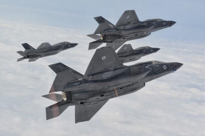 F-35B có thể diệt mục tiêu trên không mà không cần bắn phát nào - ảnh 2