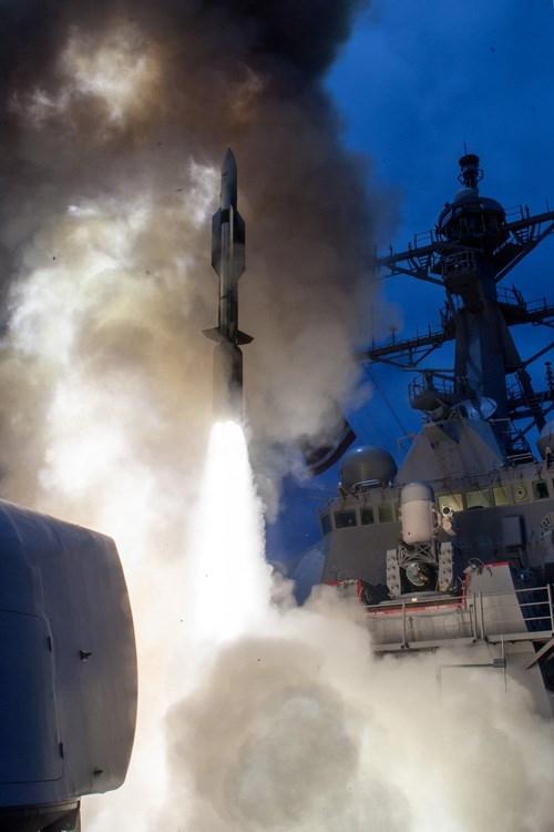 F-35B có thể diệt mục tiêu trên không mà không cần bắn phát nào - ảnh 4